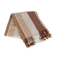 Scotch Waves Throw Blanket