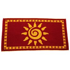 Sun Terry Turkish Cotton Beach Towel