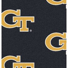 Collegiate II Georgia Tech Yellow Jackets Rug