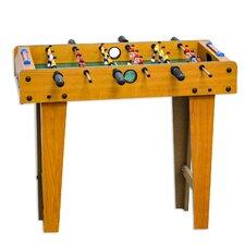 Giant Wood Foosball Table with Leg