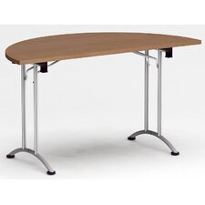 """53"""" Half Round Conference Table"""