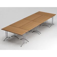 13.5' Rectangular Conference Table (Set of 6)