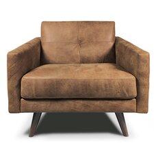 Gary Full Leather Armchair