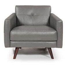 Gary Chair Leather Armchair