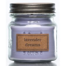 Lavender Dreams Soy Mason Jar Candle