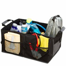 Trunk Organizer Heavy Duty and Foldable