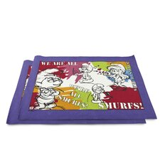 The Smurfs Placemat (Set of 2)