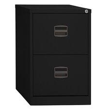 Trexus 2-Drawer Filing Cabinet