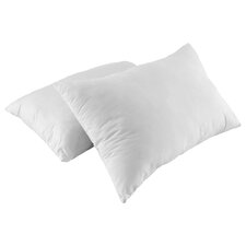 Duck Nano Feather Queen Pillow (Set of 2)