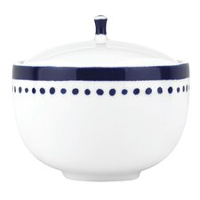 Charlotte Street Sugar Bowl with Lid
