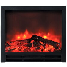 Blaze Remote Control Electric Fireplace Insert