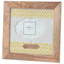 Happy at Home Wood Picture Frame