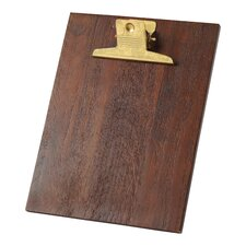 Wood Clipboard Picture Frame