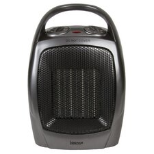 PTC 1,800 Watt Portable Electric Fan Compact Heater