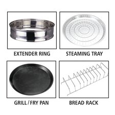 Universal Accessory Kit for Halogen Multi-Cooker