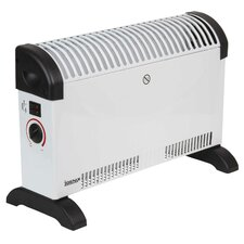 2,000 Watt Portable Electric Convection Compact Heater