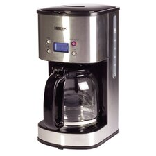 800W 1.5L Digital Filter Coffee Maker