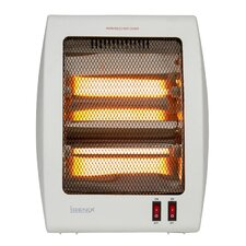 Quartz 800 Watt Portable Electric Infrared Compact Heater
