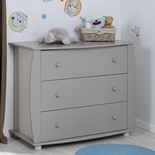 Medea 3 Drawer Chest of Drawers