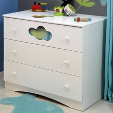 Altea 3 Drawer Chest of Drawers