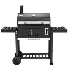 "59.4"" Deluxe Charcoal Grill"