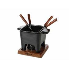 Pro Wood Tapas Fondue Set