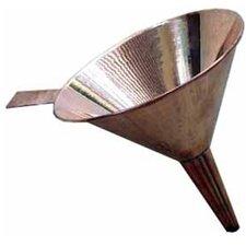 Copper Tiki Torch Funnel