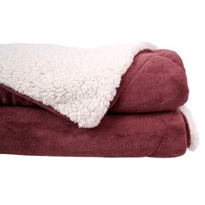 Thermal Retention Sherpa Blanket