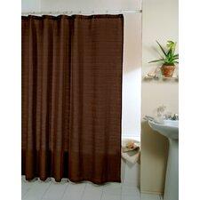 Faulkner 100% Cotton Thai Sheer Ultra Spa Shower Curtain