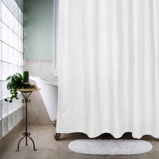 Faulkner 100% Cotton Thai Sheer Ultra Spa Shower Curtain