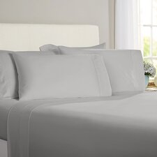 Austen Hemstitch 600 Thread Count 3 Piece Sheet Set