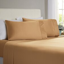 Poe 600 Thread Count Pima Solid Cotton Sheet Set