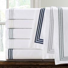 Miller 300 Thread Count Cotton Sheet Set