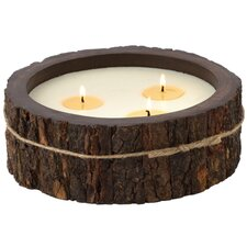 Himalayan Tobacco Bark Jar Candle