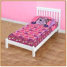 Zip It Friends Toddler Bedding