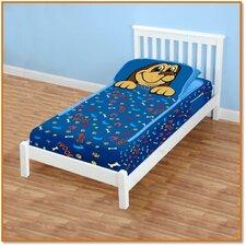 Zip It Friends Toddler Bedding