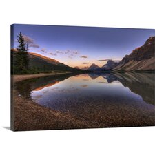 Reflection by Amnon Eichelberg Photographic Print on Canvas