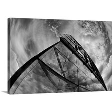 Sky Reflections by Semir Catovic Graphic Art on Canvas