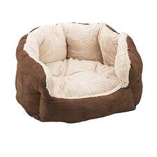 Reversible Cushion Dog Bed