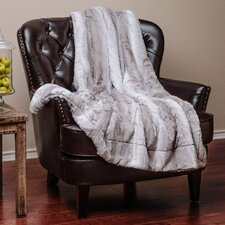 Super Soft Cozy Falling Leafe Pattern Creme White Gray Fuzzy Fur Warm Throw Blanket