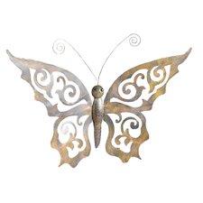 Butterfly Ornate Wings Wall Décor