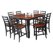 Ryley 9 Piece Counter Height Dining Set