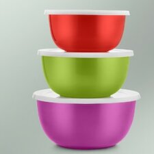3 Piece Micro Wonder Bowl Set