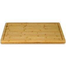 Premium Organic Bamboo Cutting Board