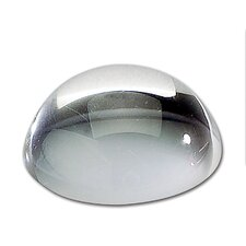 Optical Crystal Dome Magnifier Paperweight