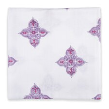 Paisley Dreams Diamond Swaddling Blanket