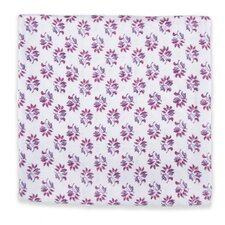Paisley Dreams Indian Flower Swaddling Blanket