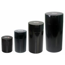 4 Piece Vaccum Tight Canister Set