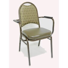 Prestige Dome Back Banquet Chair with Cushion