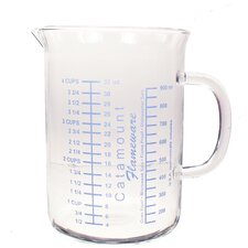 4 Cup Glass Measuring Cup
